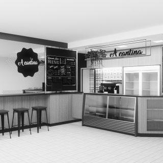 Cantina & Bar Clube Curitibano